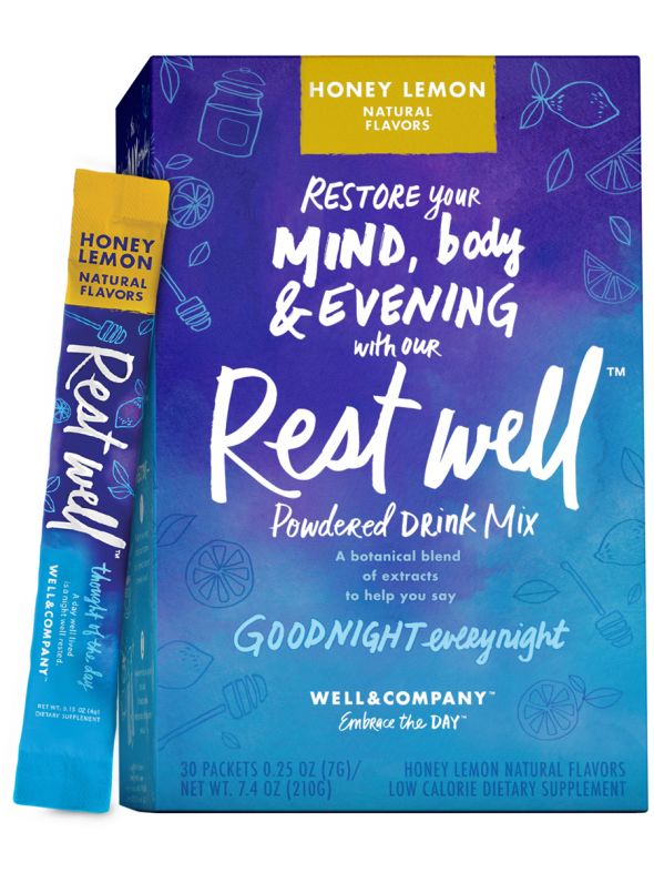 Rest Well 30ct Box