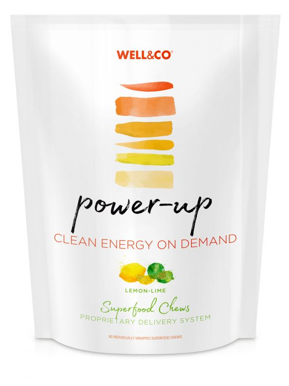 Power-up 60 Superfood Chews